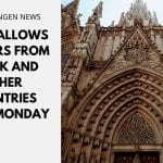 Spain Allows Visitors from the UK and Other Countries from Monday