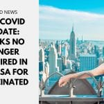 US COVID Update: Masks No Longer Required in the US for the Vaccinated