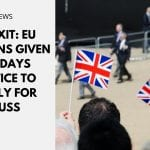 Brexit: EU Citizens Given 28 Days Notice to Apply for EUSS