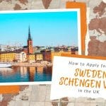 How to Apply for a Sweden Schengen Visa from the UK