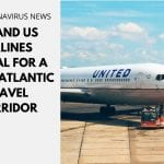 UK and US Airlines Appeal for a Transatlantic Travel Corridor