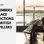 EU Members Place Restrictions on British Travellers