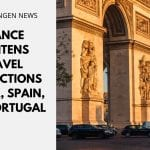 France Tightens Travel Restrictions for UK, Spain, and Portugal