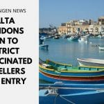 Malta Abandons Plan to Restrict Unvaccinated Travellers From Entry