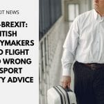 Post-Brexit: British Holidaymakers Denied Flight Due to Wrong Passport Validity Advice