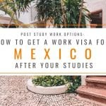 Post Study Work Options: How to Get a Work Visa in Mexico After Studies