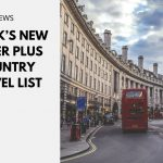 The UK's New Amber Plus Country Travel List