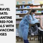 UK Travel Update: Quarantine Required for Arrivals With Mixed Vaccine Doses