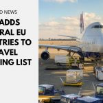 US Adds Several EU Countries to Travel Warning List