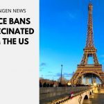 France Bans Unvaccinated From the US