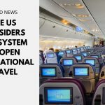 The US Considers New System to Open International Travel