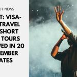 Brexit: Visa-Free Travel for Short Term Tours Allowed in 20 EU Member States